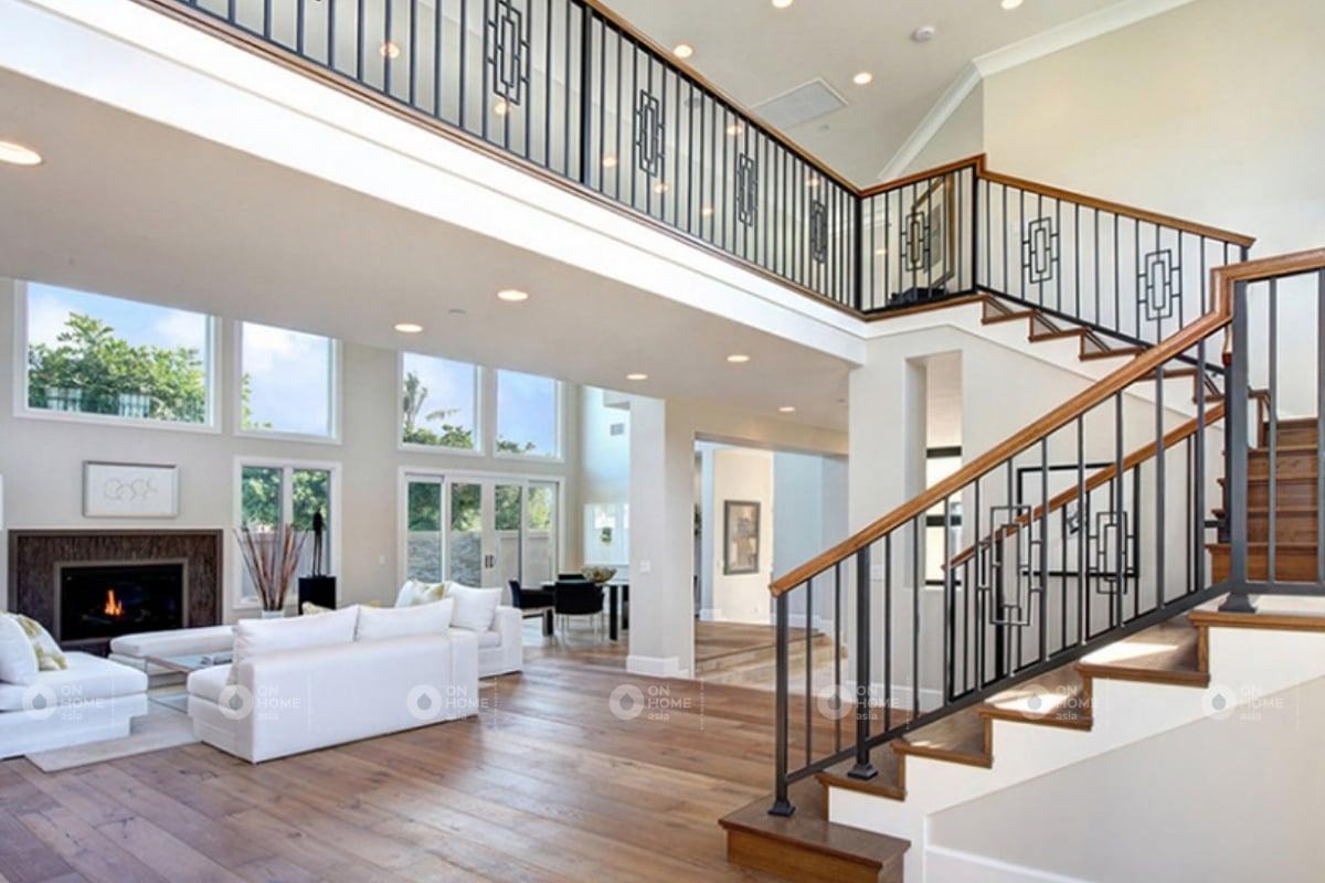 ý nghĩa quan trọng việc thiết kế cầu thang