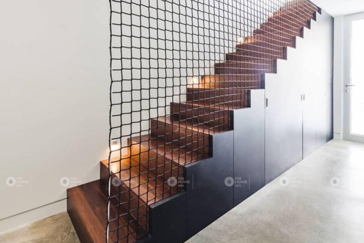 ý nghĩa về số bậc cầu thang theo phong thủy