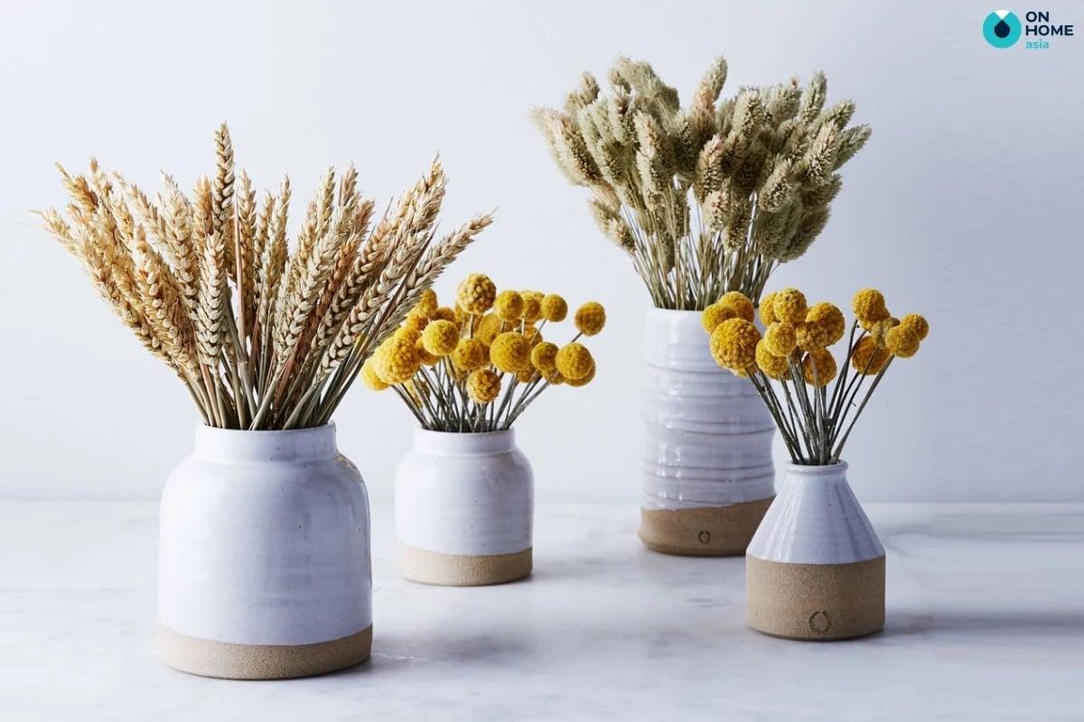 bình hoa hande nhỏ xinh