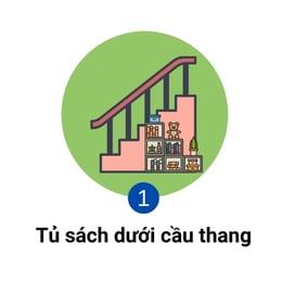 tu-sach-duoi-cau-thang
