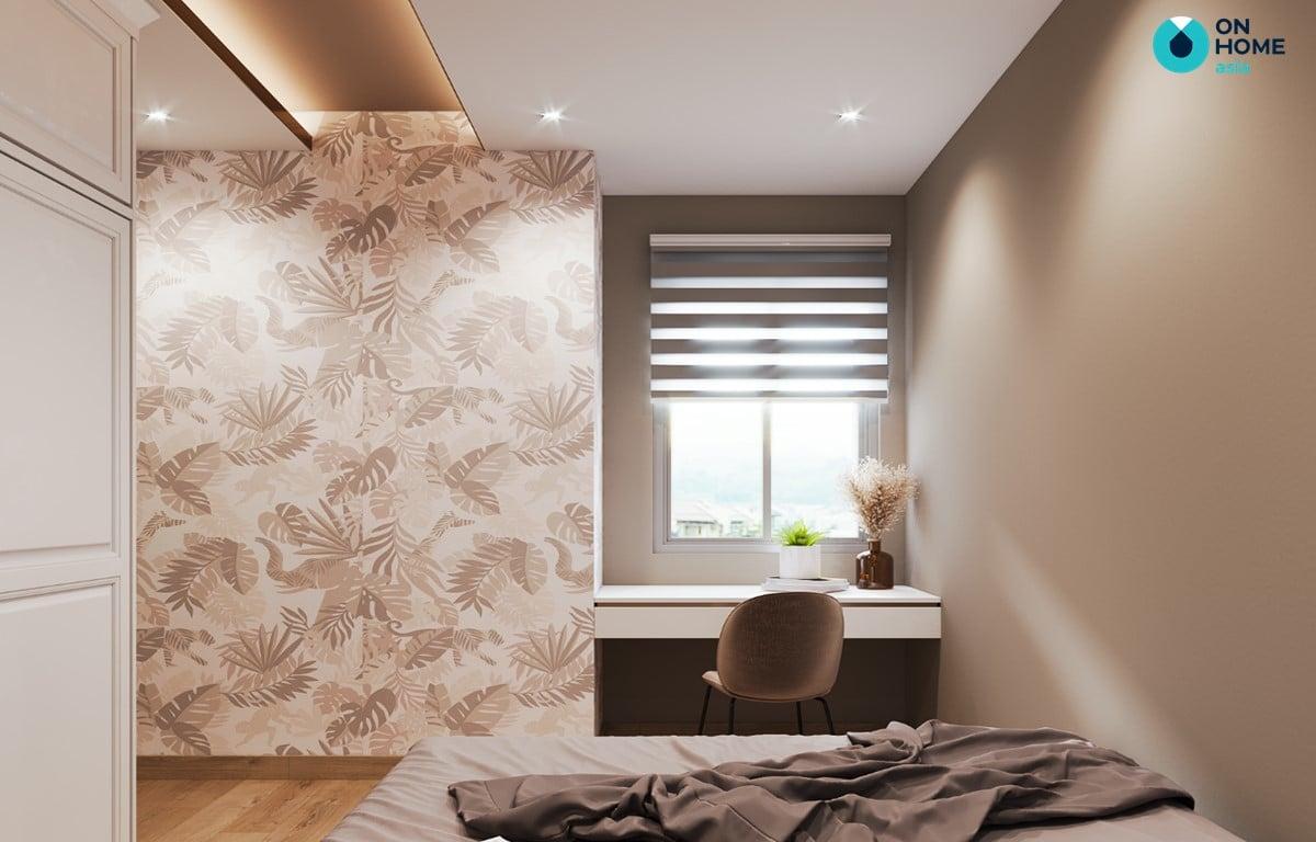 Nội thất phòng ngủ căn hộ Compass One - 2BRA