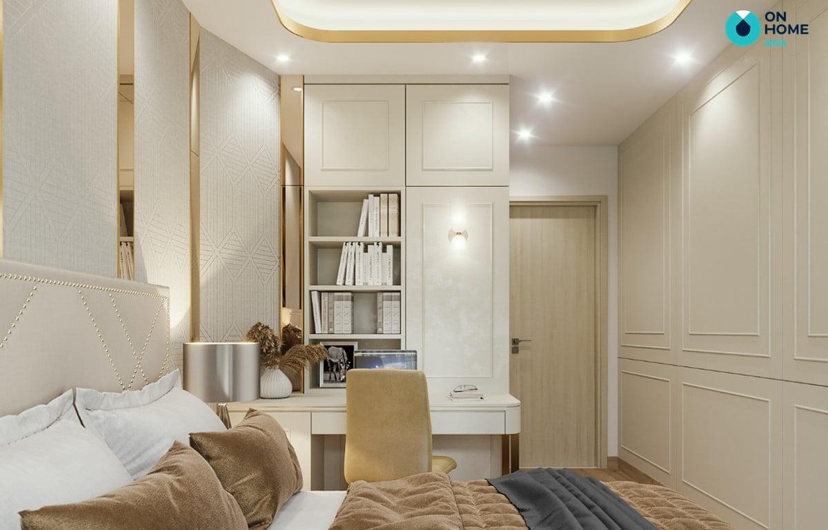 Phòng ngủ thường căn hộ Compass One - 2BRE