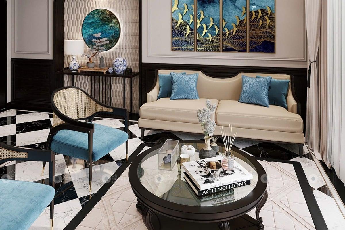 Phong cách thiết kế có ảnh hưởng lớn đến thẩm mỹ căn hộ