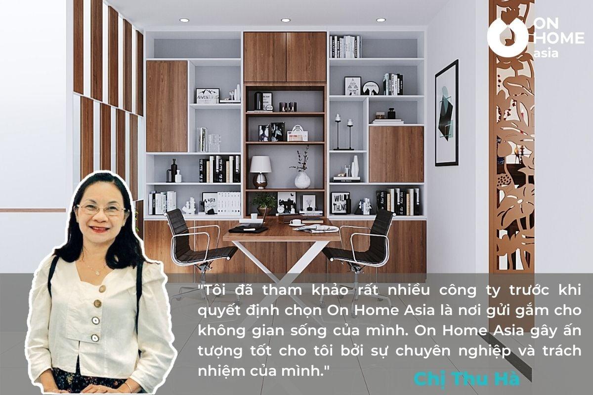 Khách hàng nói về On Home Asia