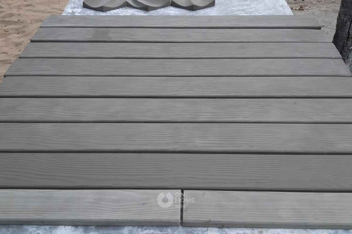 Gạch sợi gỗ