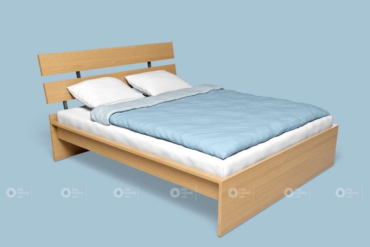 Chất liệu giường ngủ gỗ công nghiệp