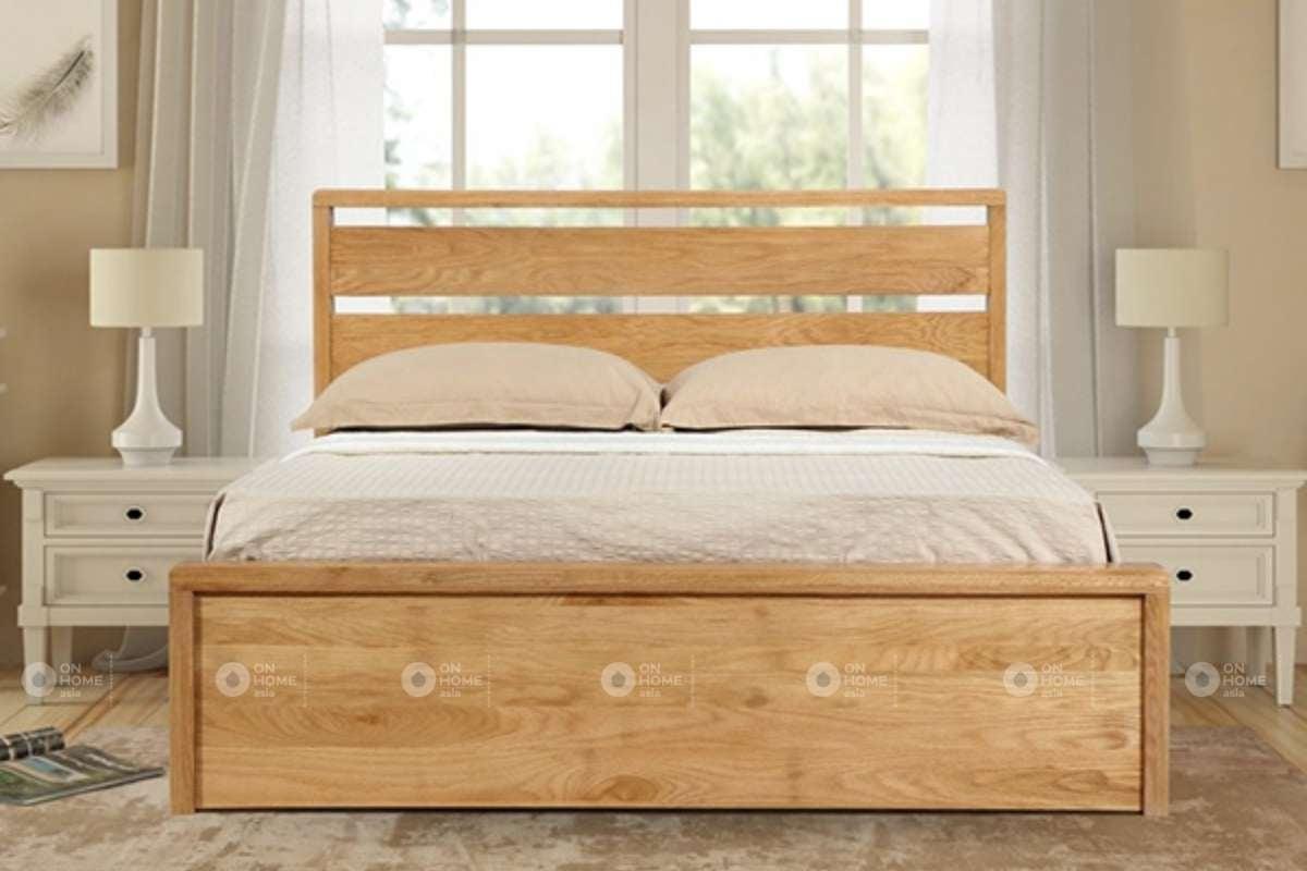 Giường ngủ đơn giản