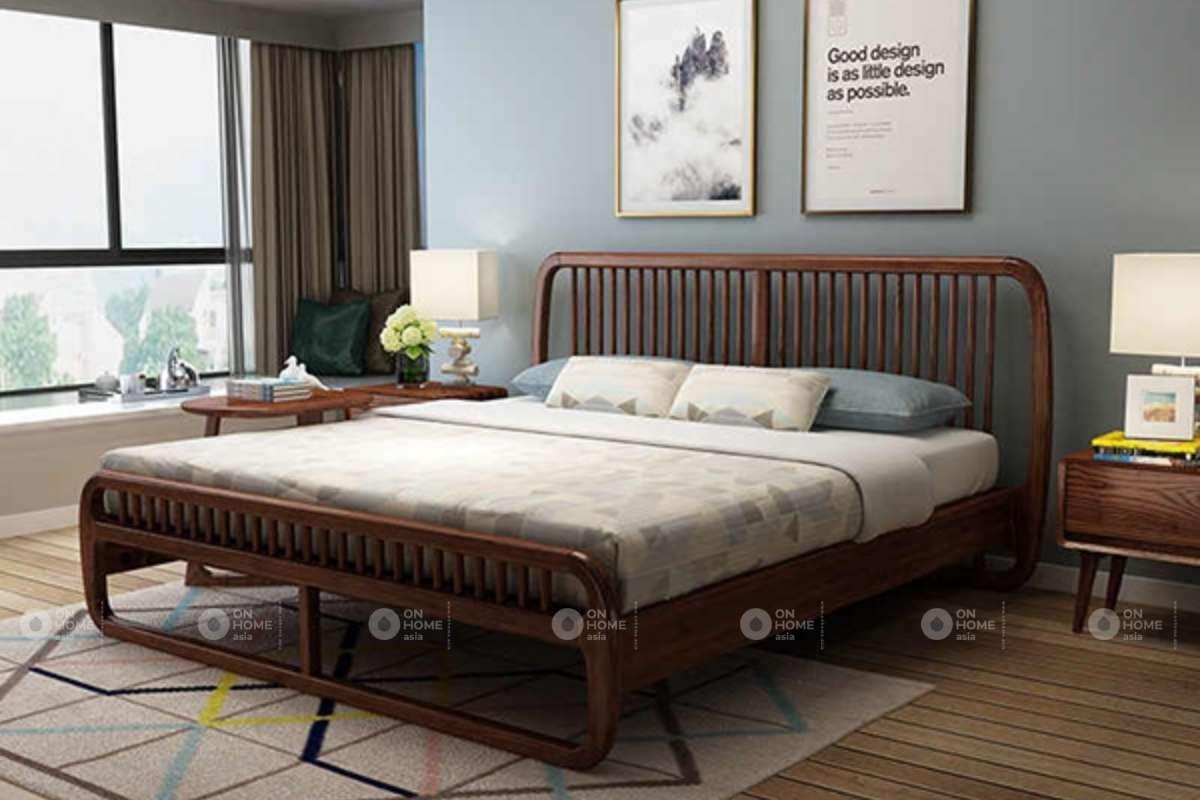 Gỗ tự nhiên cho giường ngủ