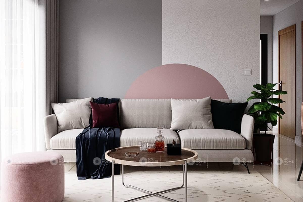 Vị trí thiết kế không gian phòng khách