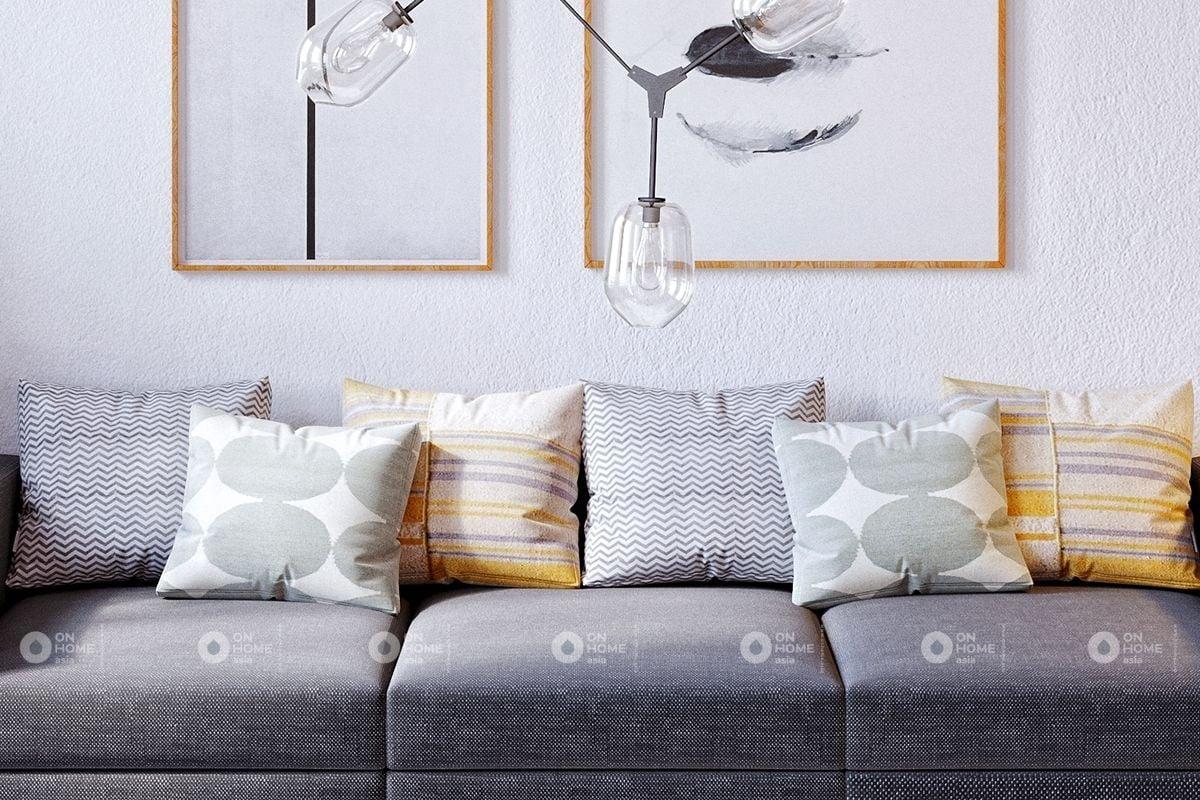 Thiết kế ghế sofa phòng khách đẹp