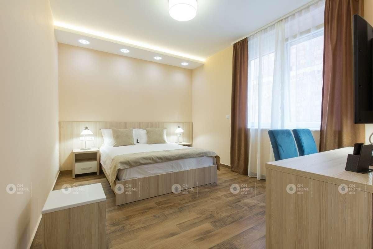 Sơn tường phòng ngủ màu be