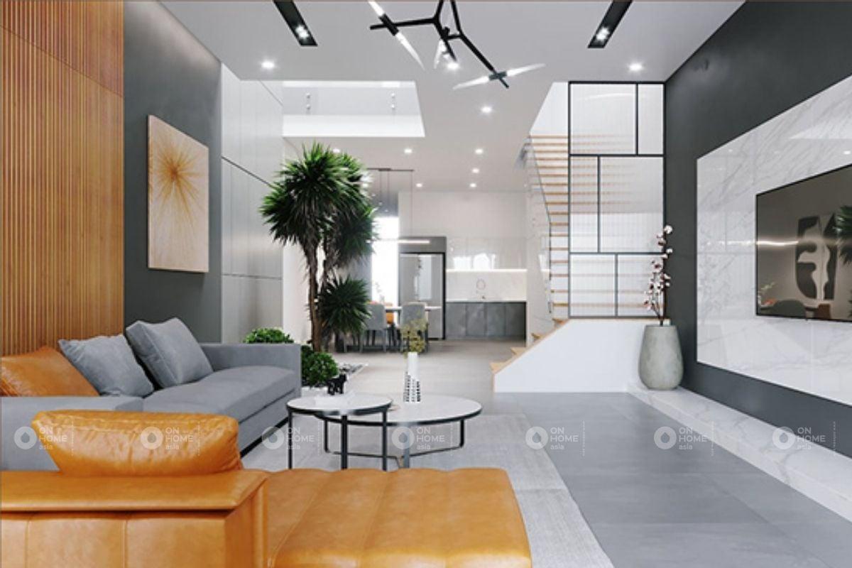 Nội thất phòng khách dành cho diện tích lớn