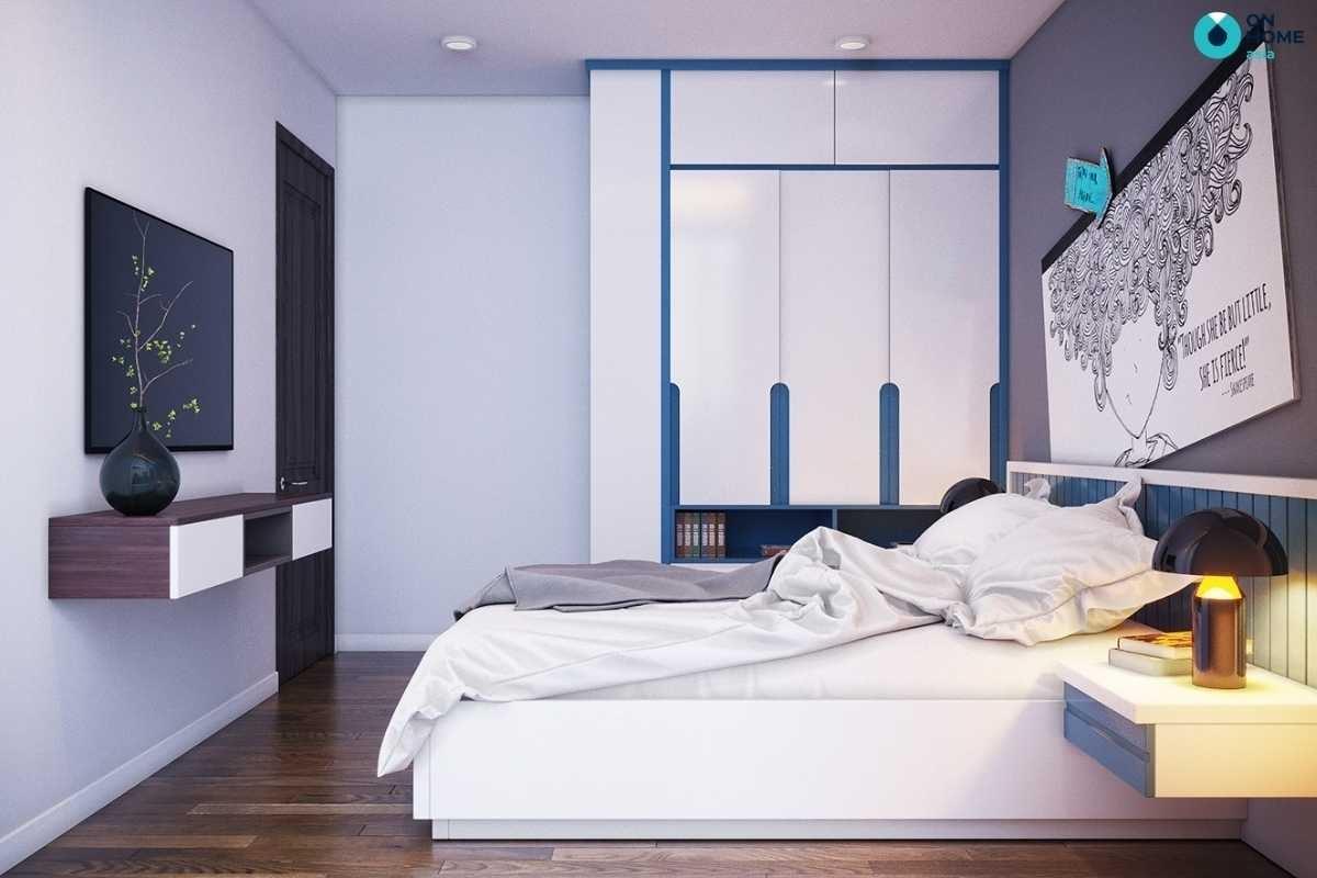 Phòng ngủ cho bé gái 15 tuổi