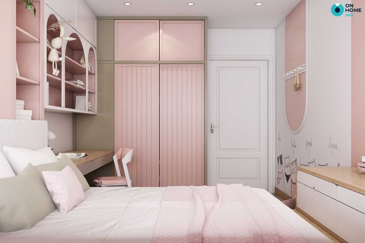 Nội thất phòng ngủ trẻ em