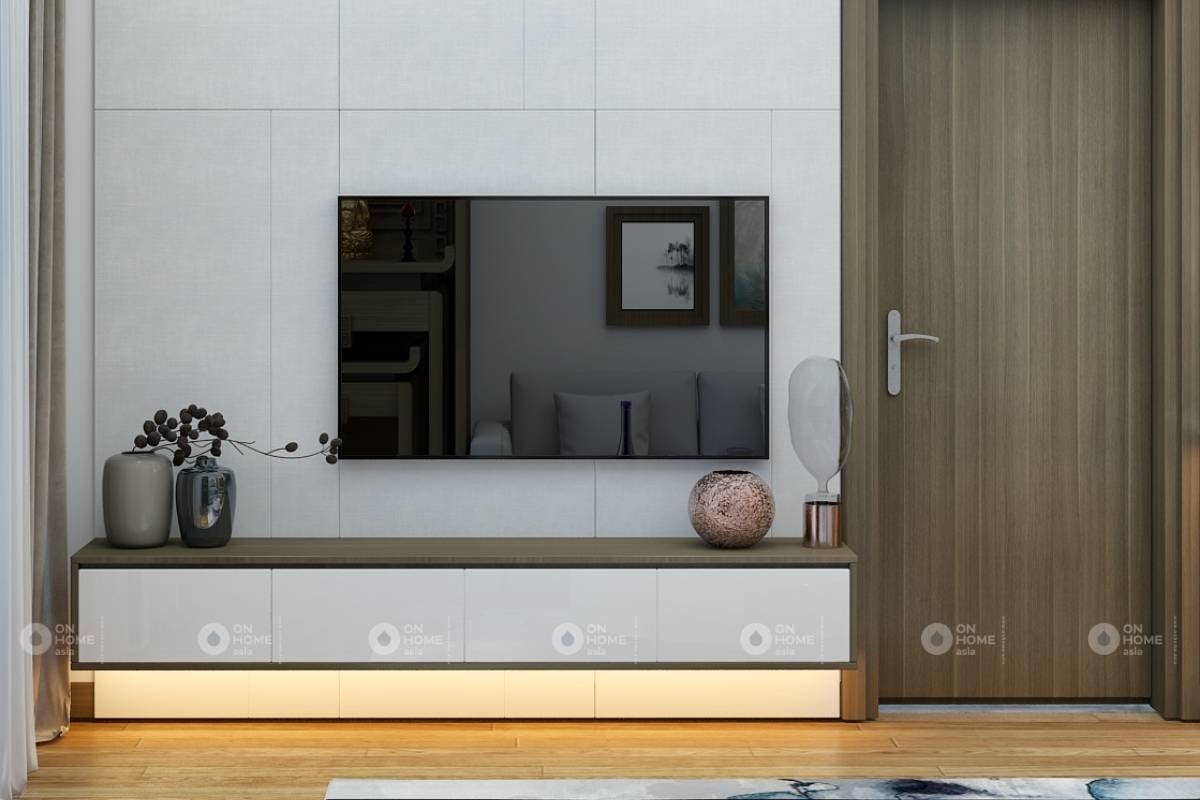 Kệ tivi phòng khách tối giản