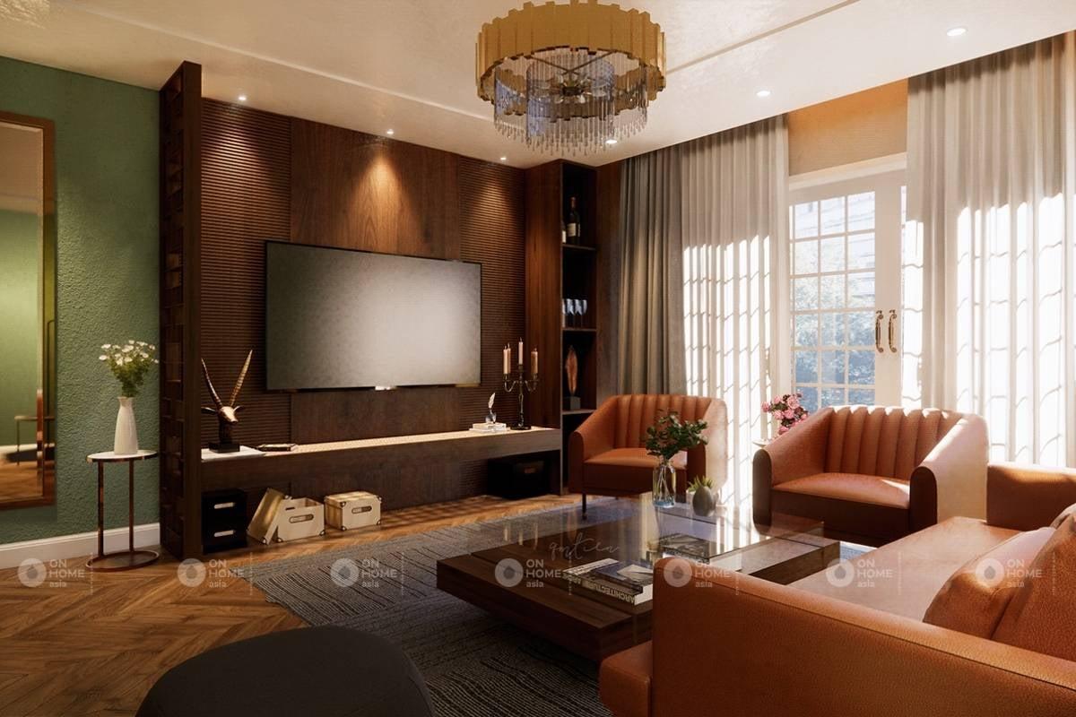 Trang trí nội thất phòng khách đẹp và ấn tượng