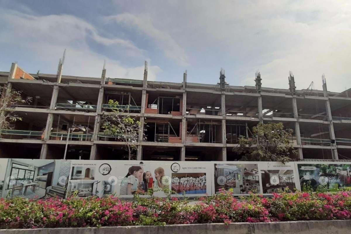 Công trình nhà phố Takara Residence