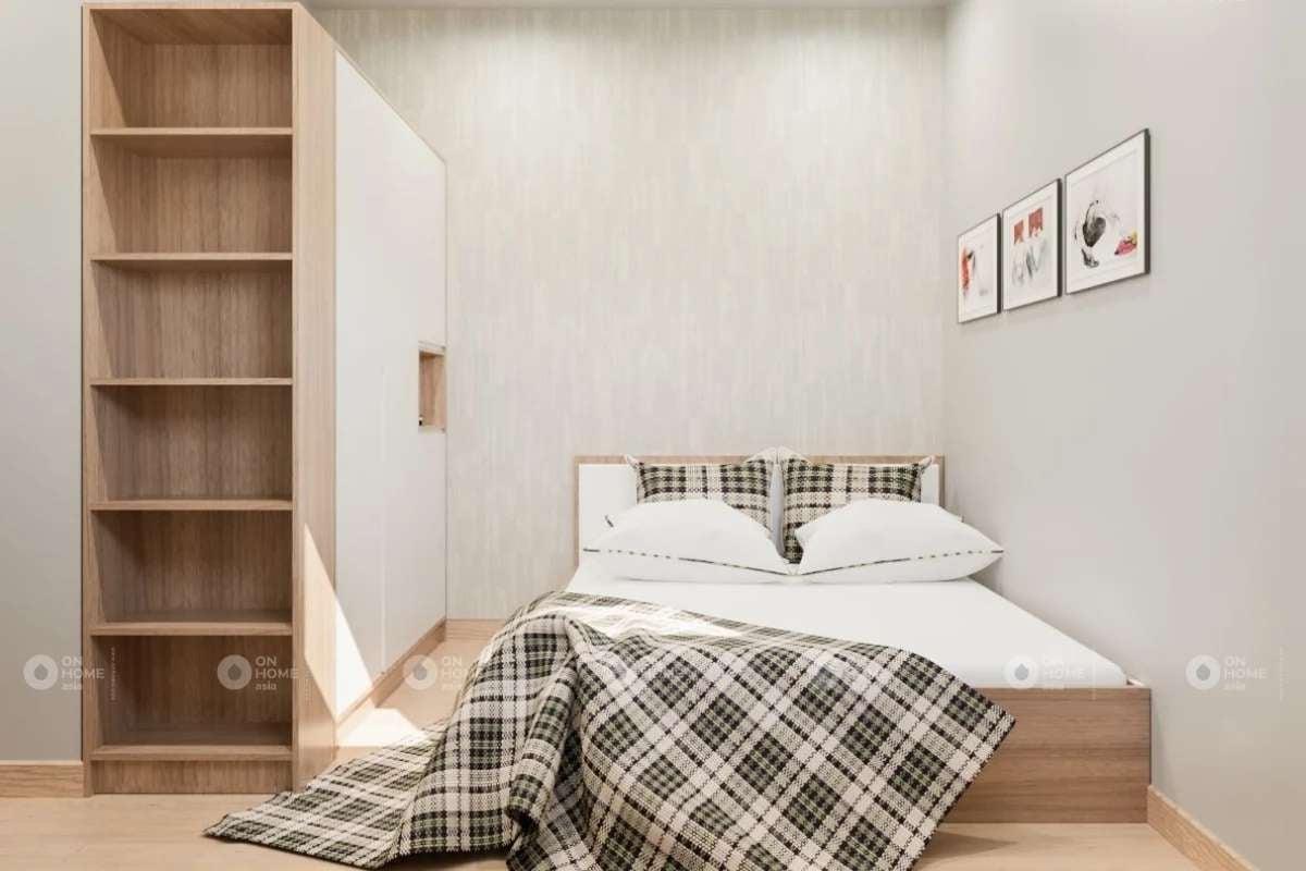 Phòng ngủ đơn giản và hiện đại