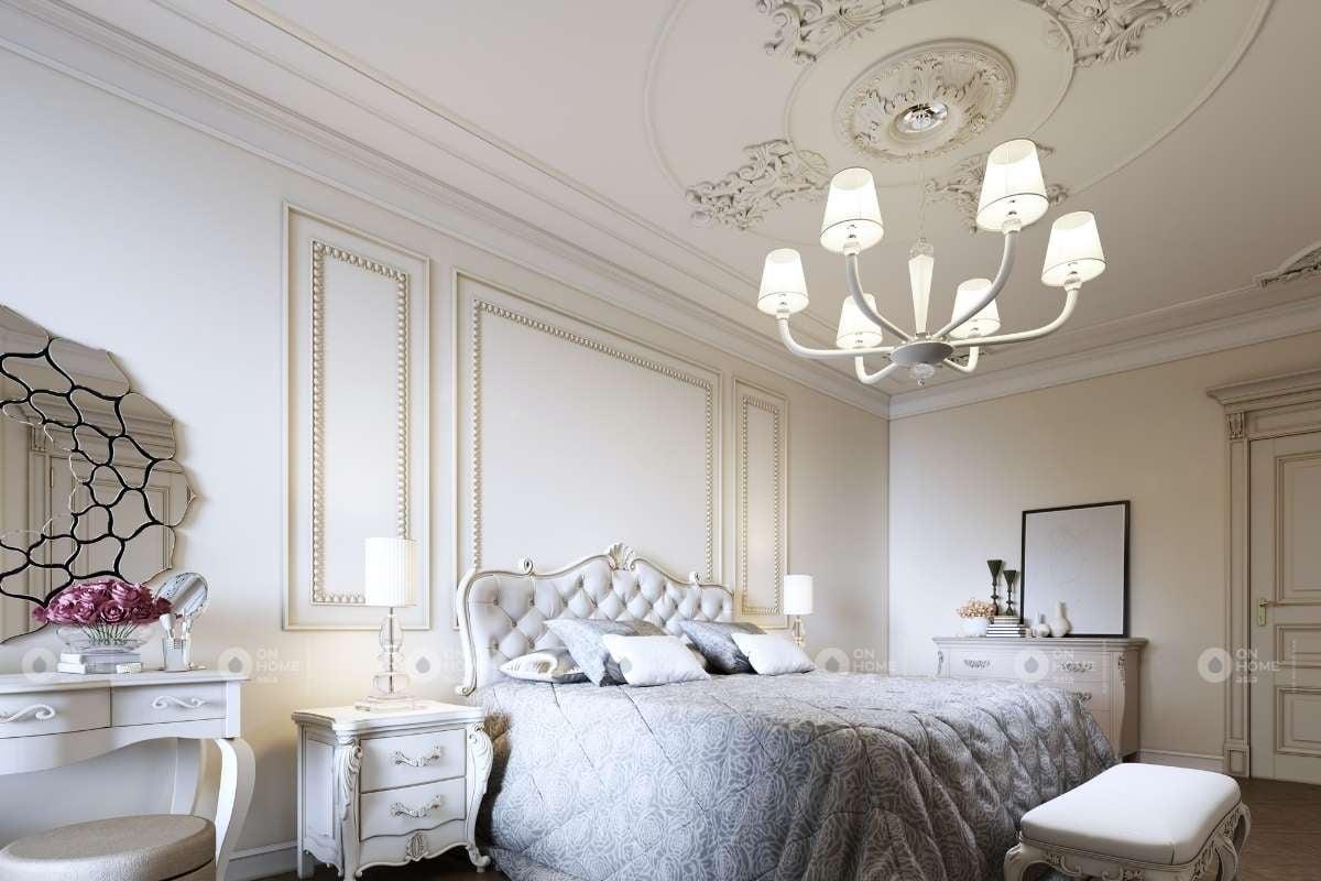 Đèn trần trang trí phòng ngủ