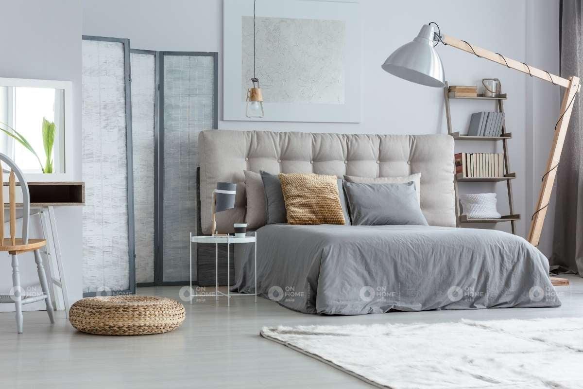 Nội thất phòng ngủ theo phong cách hiện đại