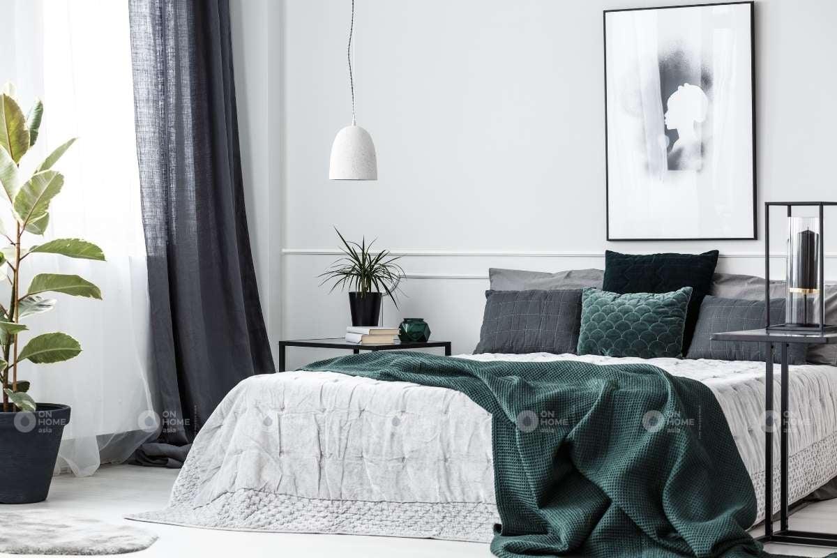 Phong cách hiện đại trong thiết kế phòng ngủ