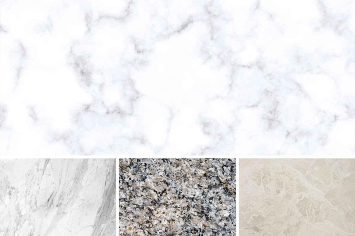 Đá hoa cương được sử dụng vật liệu nội thất