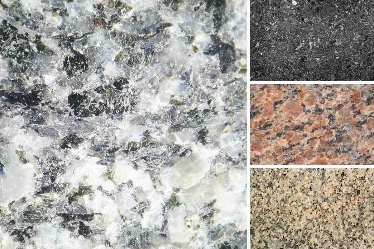 Đá hoa cương làm vật liệu nội thất