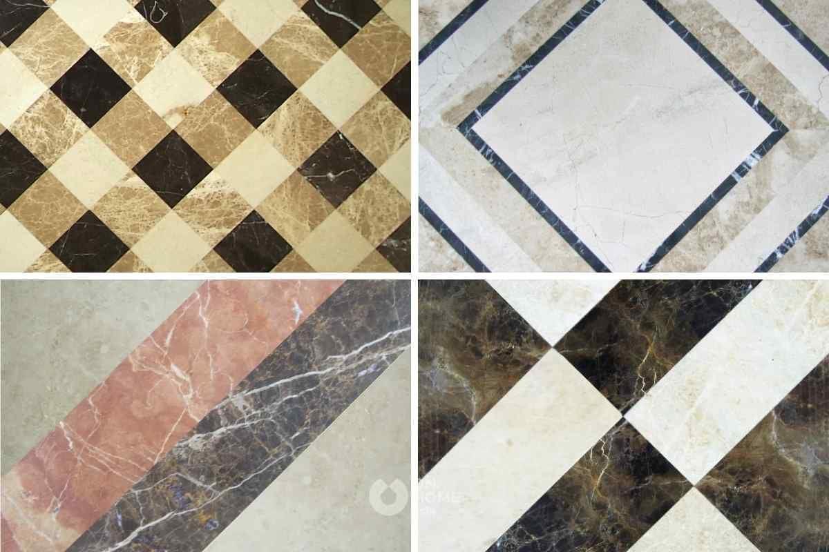 Đá marble nhân tạo làm vật liệu nội thất