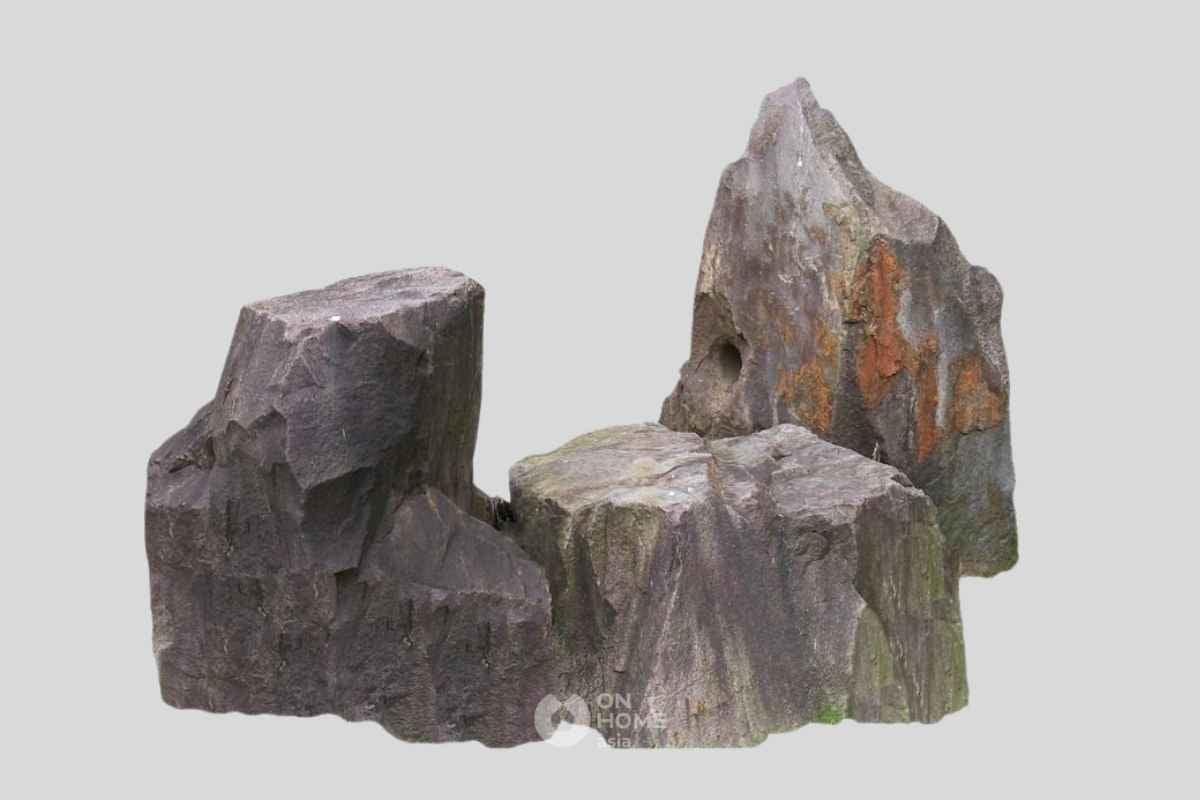 Đá trầm tích là mẫu đá rất ít được sử dụng trong nội thất