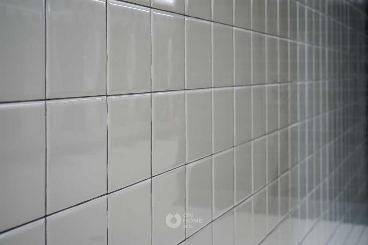 Gạch men dùng để ốp tường