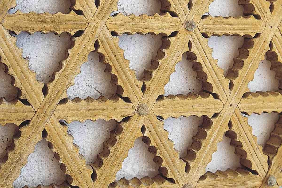 Vật liệu ốp tường bằng tái chế từ chất liệu tự nhiên