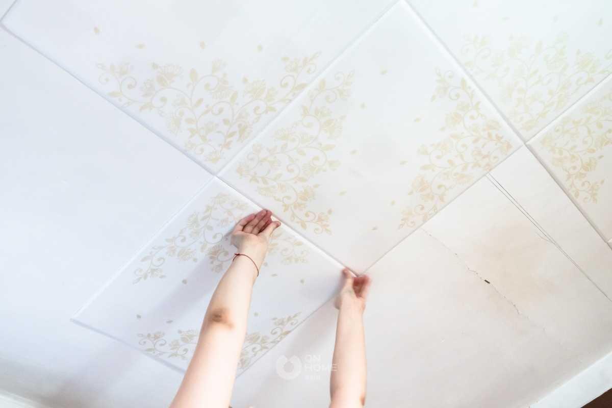 Vật liệu tái chế dùng để ốp tường