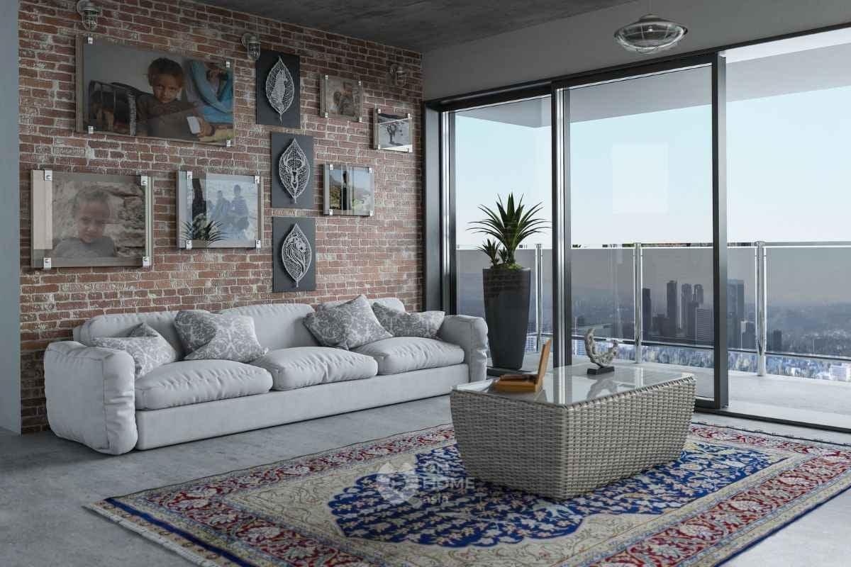 Mẫu thảm trải sàn dành cho phòng khách đẹp.
