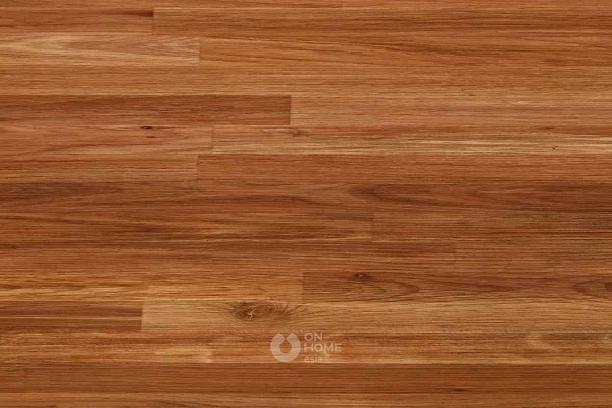 Sàn gỗ tự nhiên.