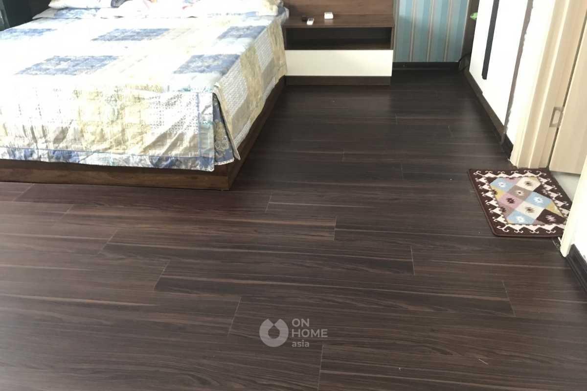 Sàn nhựa giả gỗ dành cho phòng ngủ