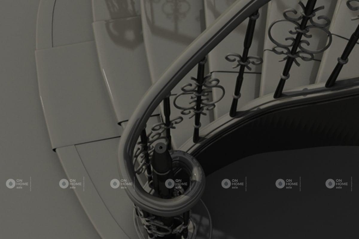 các màu cầu thang phù hợp