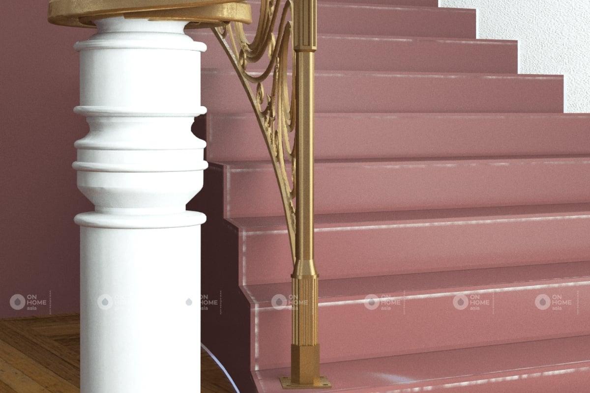 các màu cầu thang