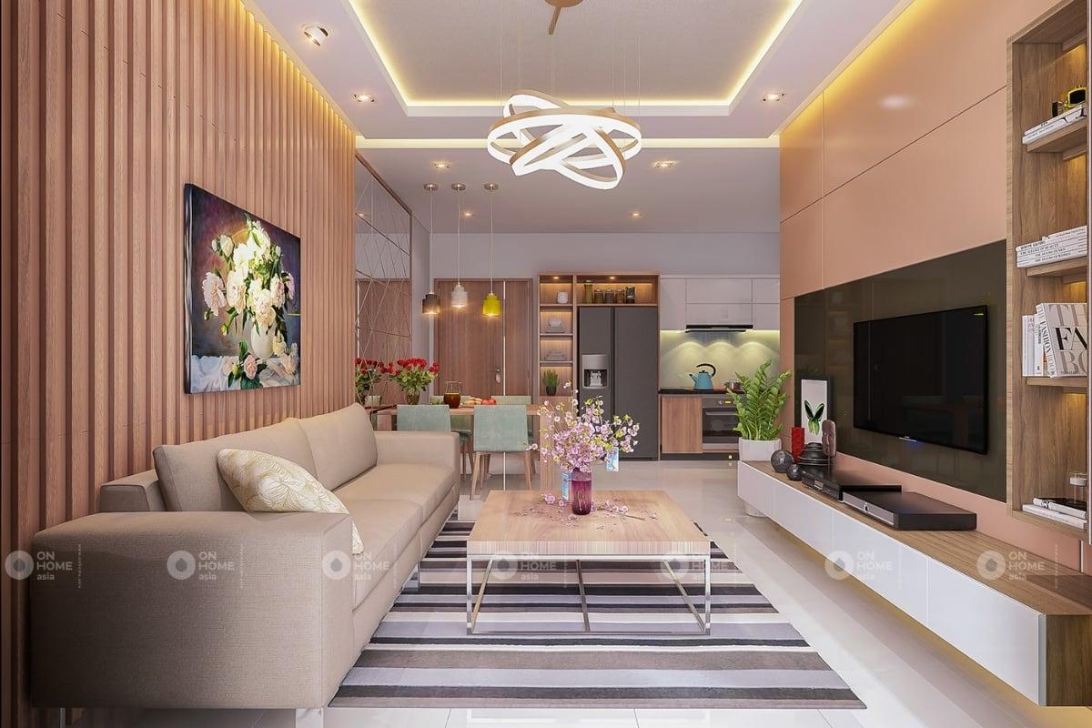 Tranh treo tường là một vật trang trí nội thất đẹp