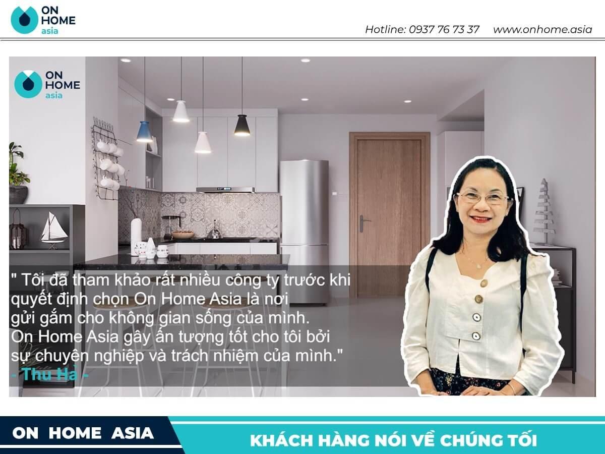 cam nhan khach hang on home asia