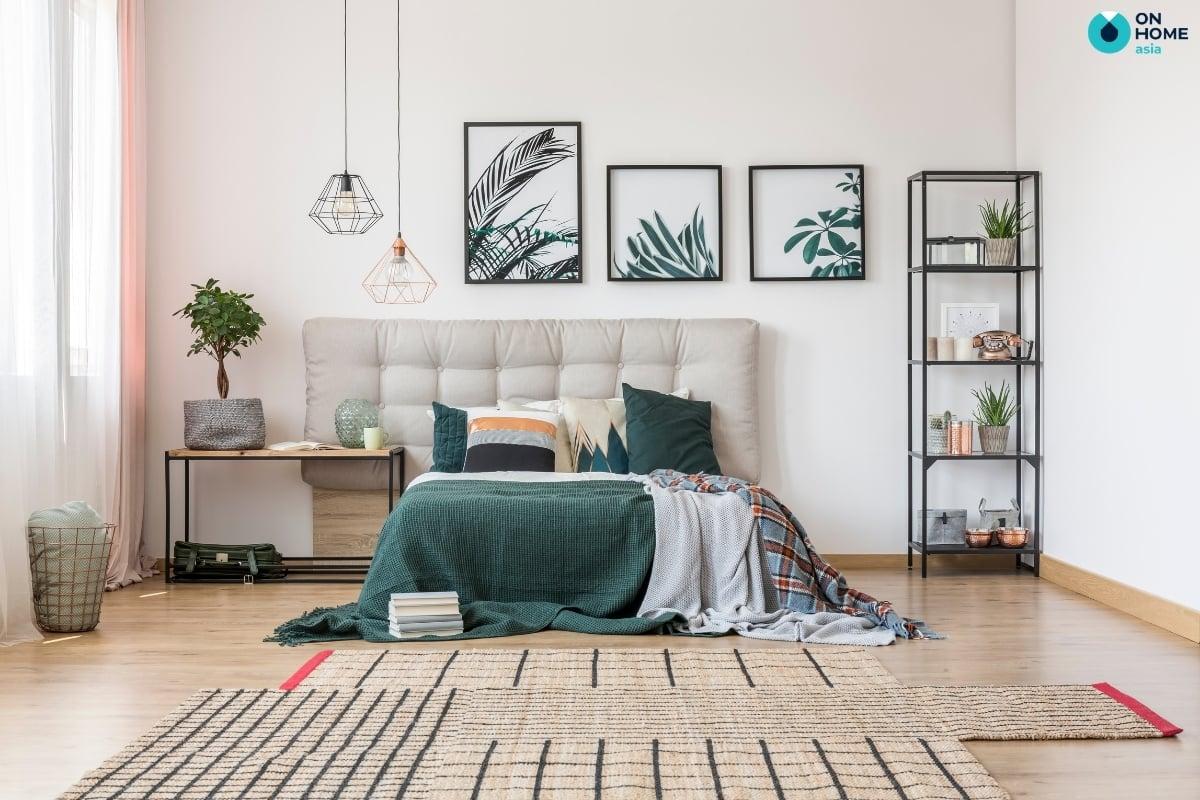 thảm dệt từ đay