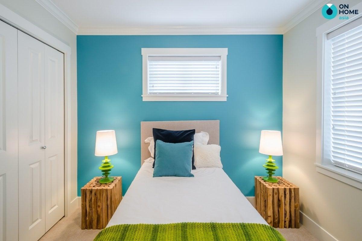 chọn đèn phù hợp cho phòng ngủ 20m2