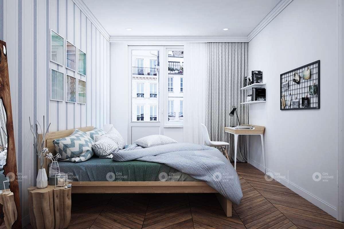 nội thất chung cư 90m2