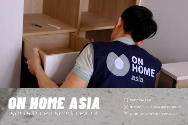 On Home Asia là đơn vị thi công nội thất cho người Châu Á