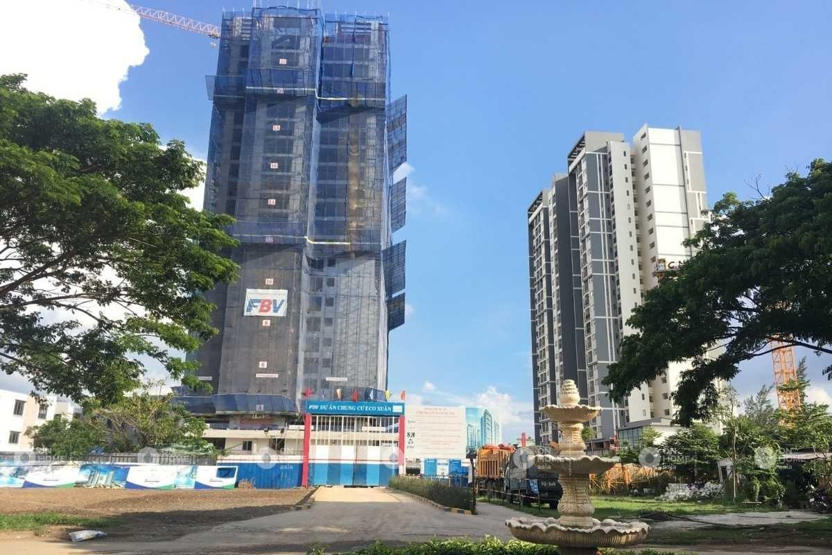 Dự án căn hộ cao cấp Eco Xuân Sky Residence