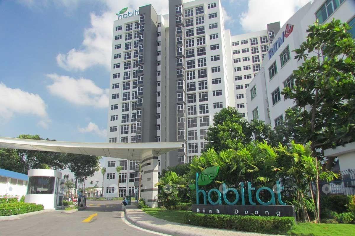Dự án căn hộ The Habitat