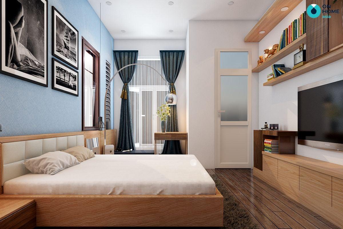 Cần xác định kích thước phòng ngủ trước khi thiết kế nội thất cho phòng ngủ