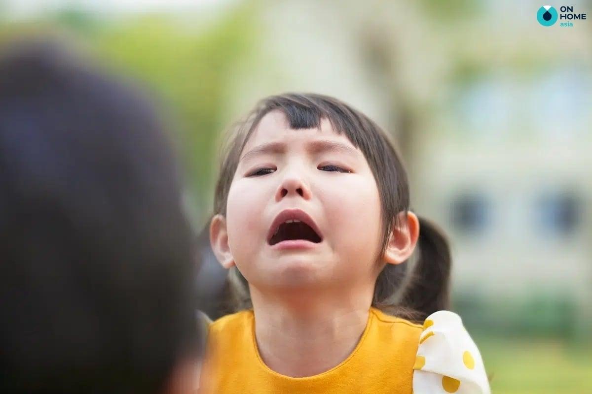 Kiêng khóc lóc