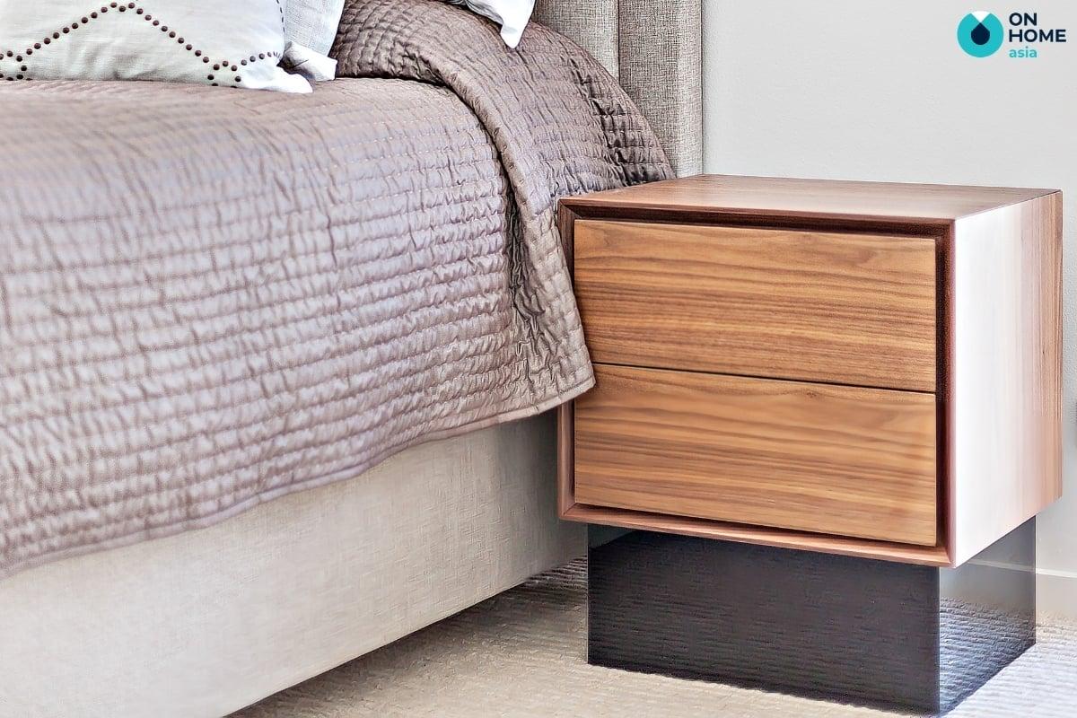 Mẫu tab đầu giường hiện đại