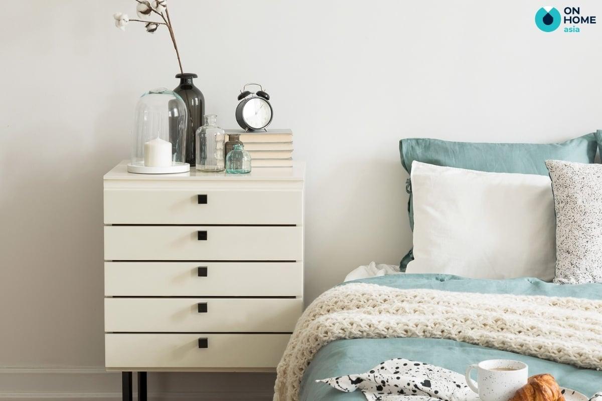 Tủ đầu giường nhiều ngăn