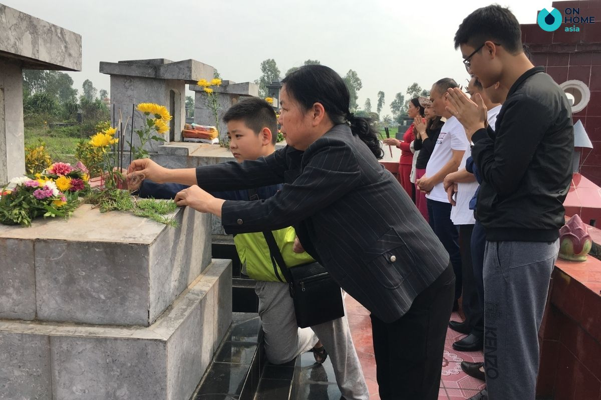 lễ tảo mộ